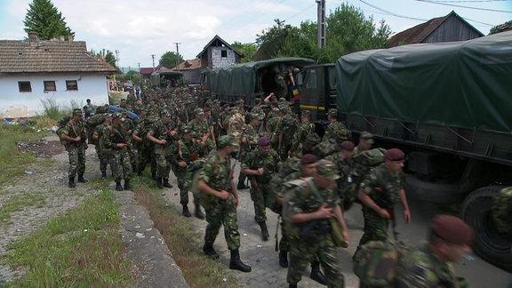 NATO-Truppen in Rumänien