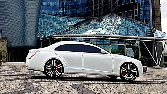 Auto Concept-Model - Nowa Warszawa
