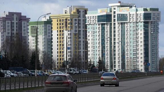 Dolina Wohnanlage in Obninsk