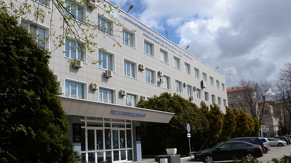 Haus der Medizinischen Forschung Obninsk