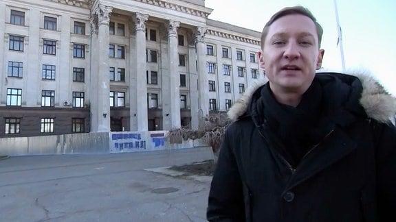 Das Massaker von Odessa