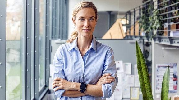Symbolfoto - erfolgreiche Geschäftsfrau