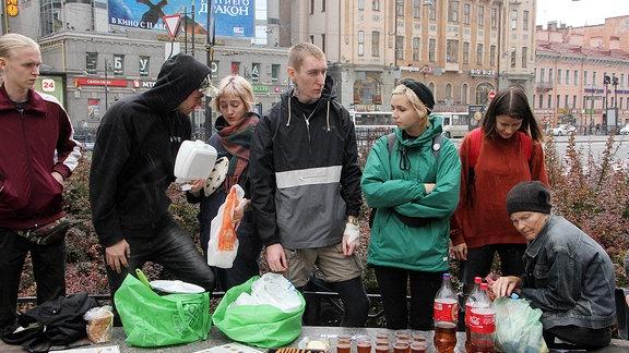 Petersburg Wahl