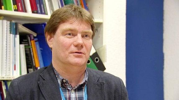 Piotr Kladoczny von der Helsinki-Stiftung.