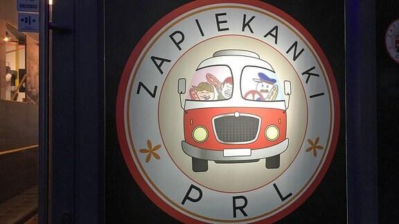 PRL Zapiekanki Logo