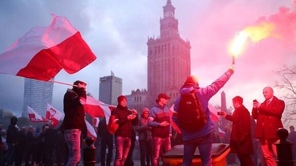 Polen Unabhängigkeitstag