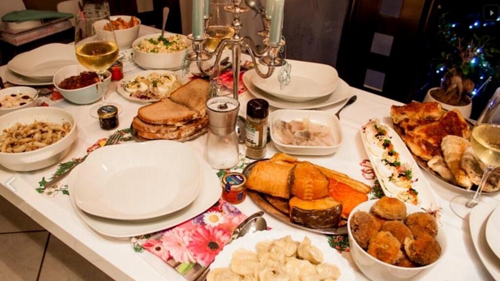 Bilder Weihnachtsessen.Weihnachtsessen In Polen Zwölf Gerichte Aber Bloß Kein Fleisch