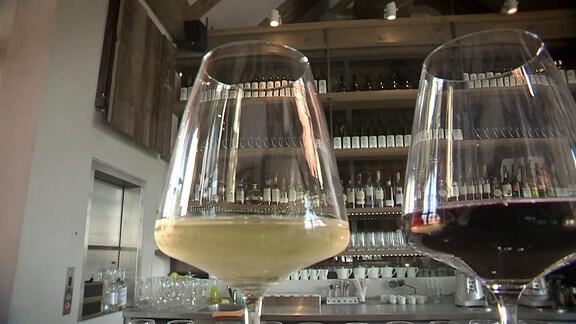 Weinanbau in Prag