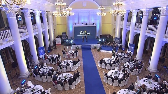 Verleihung des ADAMI Medienpreises für kulturelle Vielfalt in Osteuropa, Kiew, 24.11.201