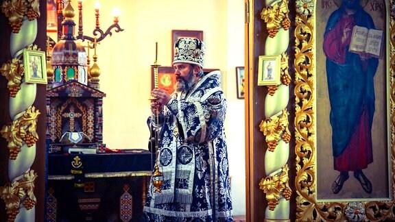 Pater Kliment, Erzbischof Simferopols und der Krim, Ukrainisch-orthodoxe Kirche des Kiewer Patriarchats