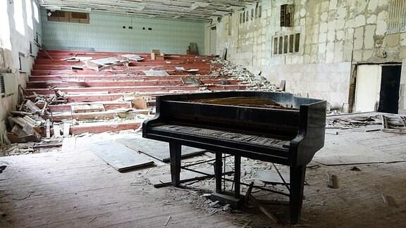 Prypjat, Konzertsaal
