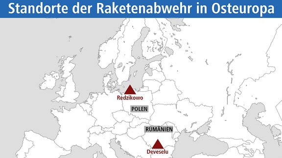 Raketenabwehr in Osteuropa