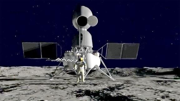 Erobern russische Start-Ups den Mond?