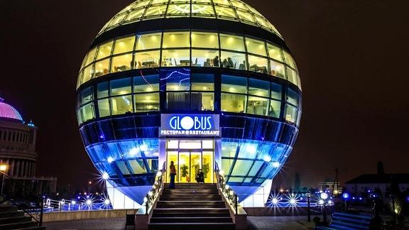 Restaurant-Globus