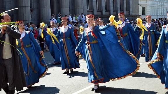 Lettisches Liederfest Riga