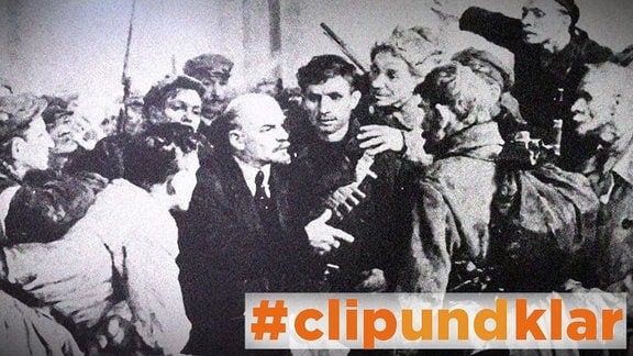 Russische Revolution - Lenin