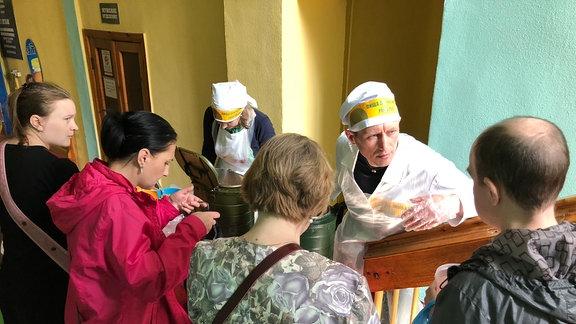 Armut in Russland
