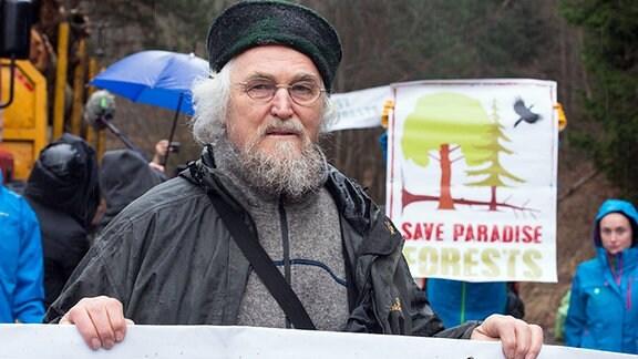 Save Paradise-Aktion Rumänien