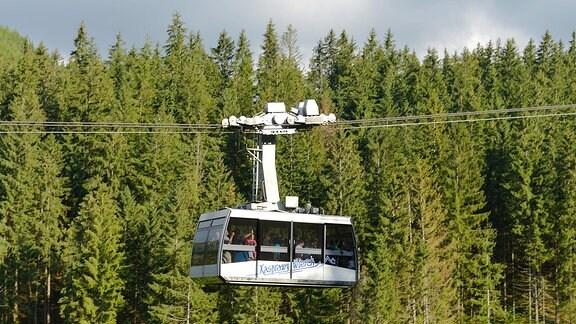 Seilbahn zum Kasprowy Wierch Hohe Tatra Polen