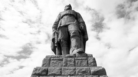 Denkmal der sowjetischen Armee in Plovdiv.