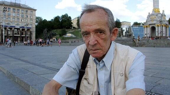 Laienforscher Sergej Prudowskij