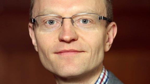 Portrait Russland-Experte Stefan Meister