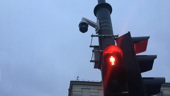 Straßen-Kamera Vilnius