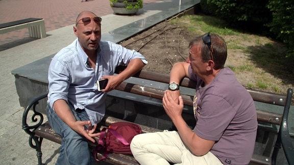 Straßenhunde Bulgarien Warna Goldstrand