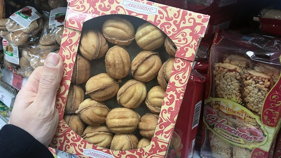 Süßes Gebäck