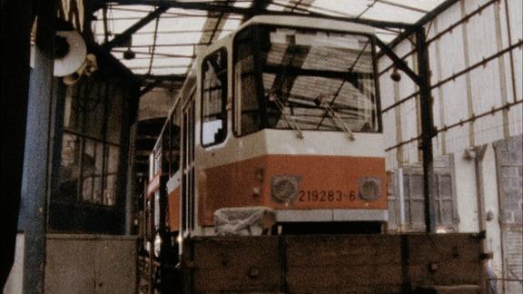 Tatra Straßenbahn