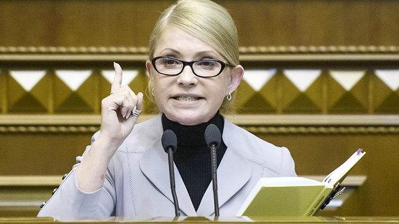 Yulia Timoschenko