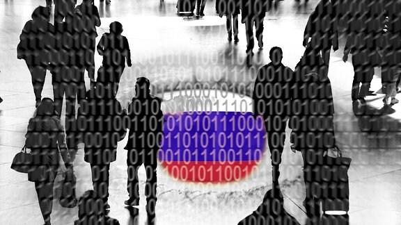 Vorratsdatenspeicherung, Überwachung in Russland