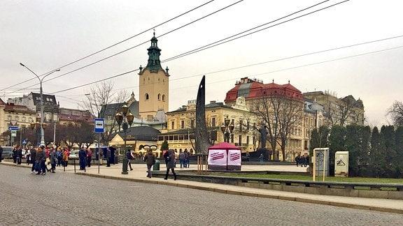 Ukraine Lwiw