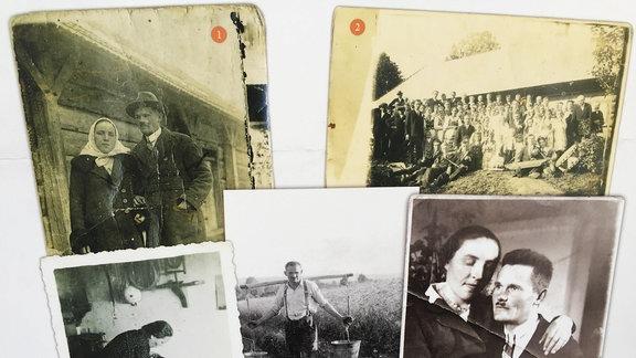 Polnische Familie Ulma