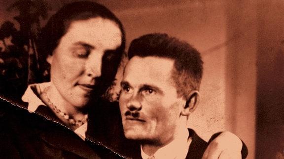 Wiktoria und Jozef Ulma