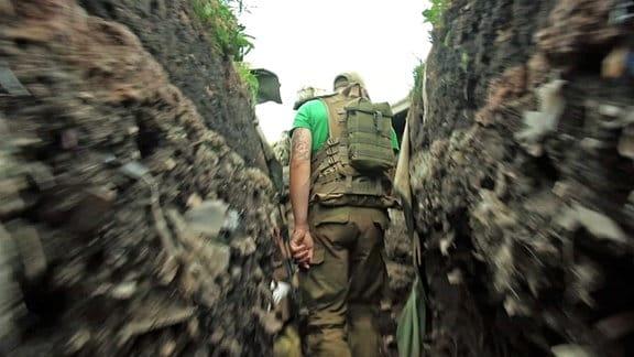 Veteranen in der Ostukraine