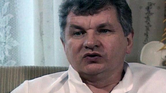 Der ukrainische Neurologe Volodymyr Kozyavkin