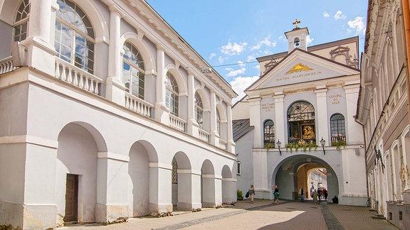 Vilnius Altstadt