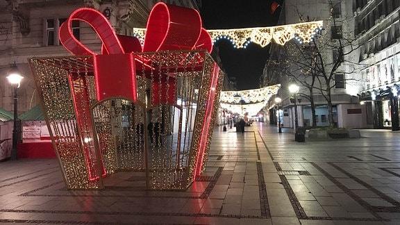 Weihnachten Serbien