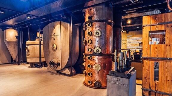 Wodka-Museum Warschau