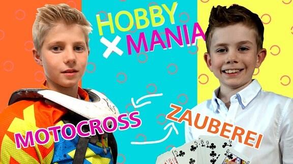 Hobbymania Kinder Motorcross Zauberei