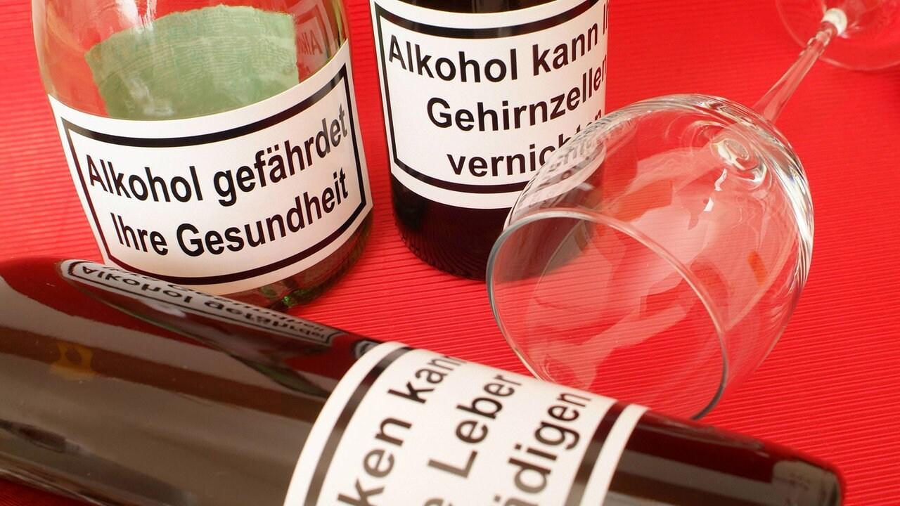 Begunstigen Desinfektionsmittel Einen Ruckfall In Die Alkoholsucht Mdr De
