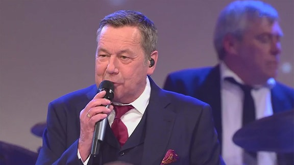 Roland Kaiser im Konzert