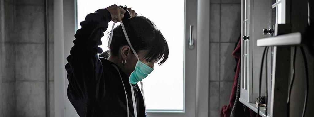 china coronavirus rückläufig
