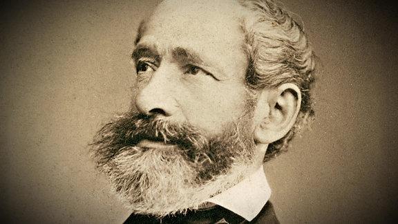 Ein altes Portraitforo von Carl Zeiss in schwarzweiss