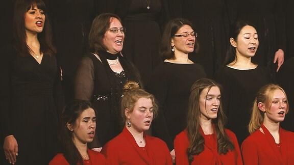 Ein singender Chor