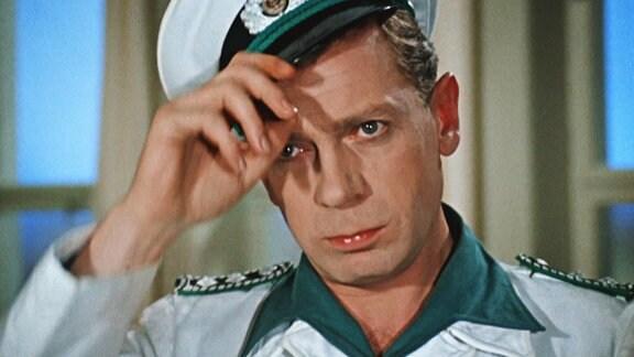 Rolf Herricht als Polizist