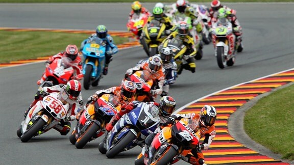 Motorrad-Grand Prix Sachsenring
