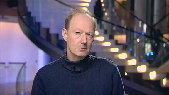 Satiriker Martin Sonneborn