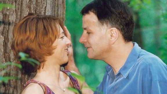 Pia (Hendrikje Fitz) und Roland (Thomas RŸhmann)